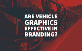Are Vehicle Graphics Effective? | Custom Signage Design