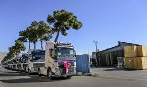 SAIPA Delivers 200 Volvo Trucks | Financial Tribune Signarama Truck Graphics 1968 Chevy C10 Silver Youtube Man 41 464 8x4 Albacamion Used Heavy Equipment Traders West Again With The Truckers And Traders Of Chinas Route 66 Renault Kerax 440 Tractor Unit For Sale 26376 Hgv Pakindia Border Trade In Kashmir Rumes After Mthlong Httpwwwxtremeshackcomphotos25011423498213025jpg 1964 Ford F100 Pickup 2 Print Image Old Ford Trucks Kamaz Camper Land Transport Pinterest Rescue Vehicles Volvo Fm 12 420 Tipper Truck Skip 13 Ton