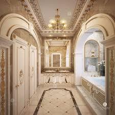 master bathroom interior design and decor in residential