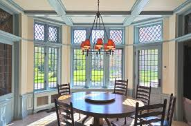 Douglas VanderHorn Architects | Traditional Breakfast Room In An ... Beautiful Tudor Homes Interior Design Images Cool 25 Inspiration Of Eye For English Tudorstyle American Castle In The Rocky Mountains 1000 Ideas About Kitchen On Pinterest Kitchens Home Decor Best Style Decorating Decorations 1930s Makow Architects Plans Blueprints 12580 Contemporary Pergola Decors And By Simple