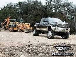 Custom 2013 Ram 3500 Diesel Truck Built To Stand Out - Diesel Army