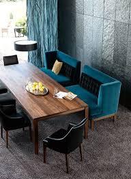lieblingssofas mit leder oder stoffbezug esszimmer sofa