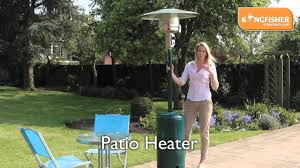 Mainstay Patio Heater Troubleshooting by Kingfisher Patio Heater Youtube