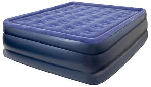 Pure fort Queen Size Raised Air Mattress