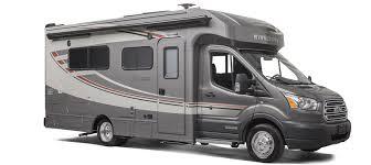 Winnebago Is Ford Transit Based Luxury Motorhome We Are All Dreaming Of