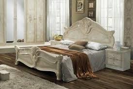 schlafzimmer amalia beige creme klassik italienisch 4tlg
