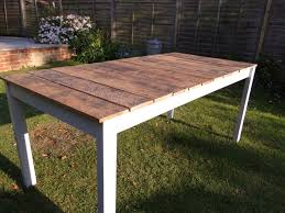 Outside Tables Diy Outdoor Dining Google Search