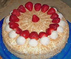 leckere rezepte für erdbeer sahne torte ohne gelatine