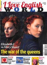 Abonnement I Love English World Abonnement Magazine Par Toutabocom