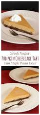 Crustless Pumpkin Pie Cupcakes by Greek Yogurt Pumpkin Cheesecake Tart Cupcakes U0026 Kale Chips