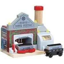 Thomas And Friends Tidmouth Sheds Wooden by Thomas U0026 Friends Wooden Railway Series Tidmouth Sheds Deluxe Set