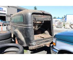 1940 DODGE FARGO SEDAN DELIVERY TRUCK - NO REGISTRATION - AS IS ...