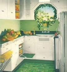 1233 Best Retro Kitchens Images On Pinterest