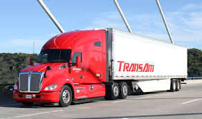 Working At TransAm Trucking | Glassdoor
