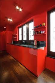 kitchen red and black kitchen decorating ideas red kitchen ideas