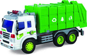 100 Rubbish Truck Amazoncom Think Gizmos Friction Toys For Boys Girls Toy S