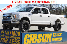100 Lifted Trucks For Sale In Florida Gibson Truck World Featured In Sanford FL