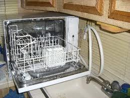 Portable Dishwasher Faucet Adapter Walmart by Danby Compact Dishwasher Walmart Com