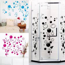 diy wand kunst kinder badezimmer waschraum dusche fliesen abnehmbaren dekor aufkleber wandbild dekorative aufkleber aufkleber blasen