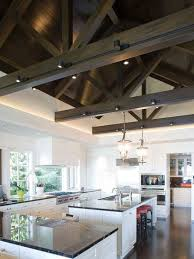 home interior install track lighting for your modern interiors