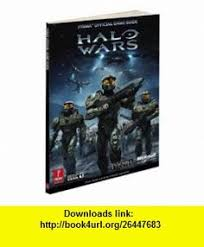Halo Wars Prima Official Game Guide Guides 9780761561811 David