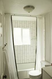 Ceiling Mount Curtain Track Home Depot by Coffee Tables Hang Shower Curtain From Ceiling Google Search