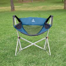 Venture Forward Swing Chair, Blue