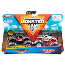 100 Monster Jam Toy Truck Videos Spin Master Official Mutt