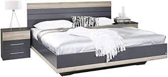 rauch möbel tarragona bett futonbett inkluisve 2 nachttische