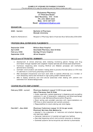 Beautiful Imposing Clinical Pharmacyis Topics Design Sample Resume Pharmacy Technician