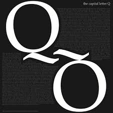 Type Hierarchy The Letter Q Pinterest Lettering Letter Form