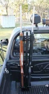 100 Gun Racks For Trucks MaxGuard Floor Mounted Vehicle 2 Rack