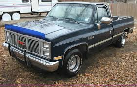1985 GMC Sierra 1500 Classic Pickup Truck | Item A7310 | SOL... 1985 Gmc K1500 Sierra For Sale 76027 Mcg Restored Dually Youtube Review1985 K20 Classicbody Off Restorationnew 85 Gmc Truck Ignition Wiring Diagram Database Car Brochures Chevrolet And 3500 Flat Deck 72 Ck 1500 Series C1500 In Nashville Tn Stock Pickup T42 Houston 2016