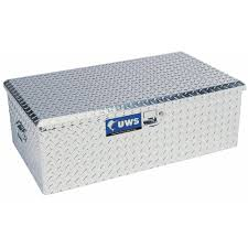 UWS Aluminum Foot Locker With Storage Box-FOOT-LOCKER - The Home Depot Truck Tool Boxes At Lowescom Better Built Box Top 7 Reviews New Ford Side Mount F150 Forum Community Of 548502 Weather Guard Ca Storage Kmart Metal Small Alinum Ute For Sale Buy Pickup Trucks Solved A Soft Bed Cover That Will Work With Small Tool Box Cargo Management The Home Depot Best Boxes For How To Decide Which Mechanic Set Under 200 Truckin Magazine
