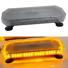 100 Strobe Light For Trucks HEHEMM 56W Car LED Warning Lamp 12V 24V Automobiles