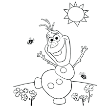 Disney Frozen Colouring Pages To Print Coloring Elsa Pdf Olaf Free Printable And Anna Face 921x921