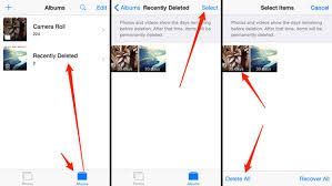 iPhone Recently Deleted Recovery Solution