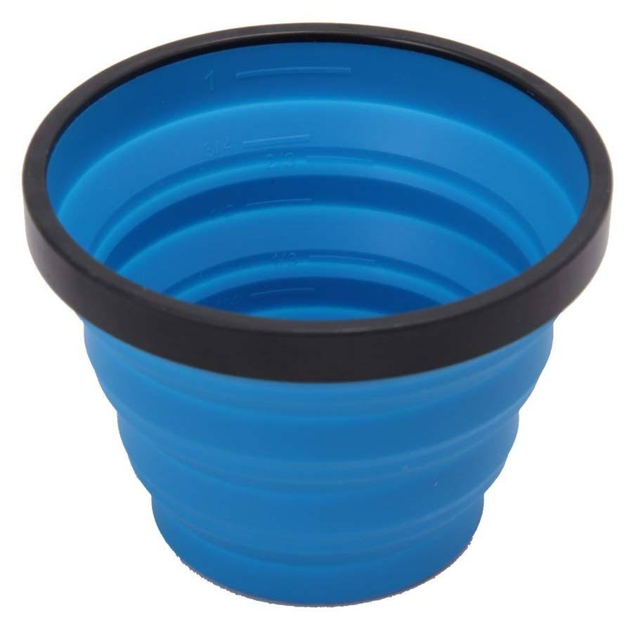 Sea To Summit X-Cup Collapsible Cup - Blue, One Size
