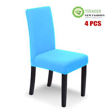 Teekeer 4 PCS Removable Washable Stretchy Dining Room Chair Covers  Protective Slipcovers For Hotel, Kitchen, Restaurant, Wedding Party, Home  Decor Whosale Price Spandex Chair Band With Heartshaped Plastic Buckle Lycra For Wedding Chair Cover Sashes Party Decor Chairs Market Explore Plastic Office Fniture Wooden In Cheap Price Tkeer 4 Pcs Removable Washable Stretchy Ding Room Covers Protective Slipcovers Hotel Kitchen Restaurant Home 1piece White Universal Stretch Polyester Spandex Ft Rectangular Table Gold Tuxtail Accent Sculptware Purchase Rent Royal Lounge Purple Folding Paper Red Banquet