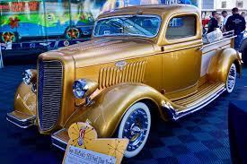 100 35 Ford Truck Gene Winfield Shop Kruzin USA