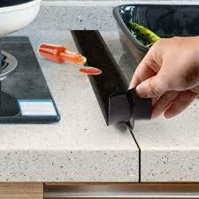 21inch silikon küche herd zähler gap abdeckung ofen schutz