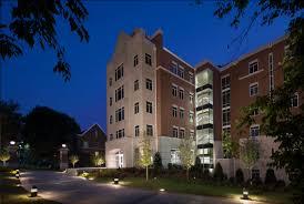 100 Oaks Residence Belmont University Two Hall EOA Architects