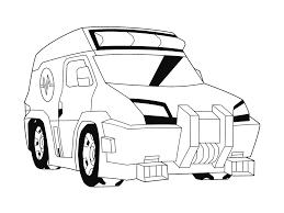 Coloriage Transformers Moto à Imprimer Sur COLORIAGES Info