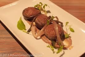 Seven Lamps Menu Atlanta Ga by Adventurous Tastes January 2013