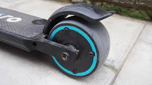EMicro One Scooter Rear Wheel