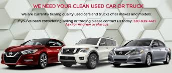New & Used Car Dealership In Canton, OH - Mears Nissan