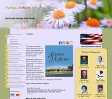 Forbes hoffman Funeral Homes pany Profile