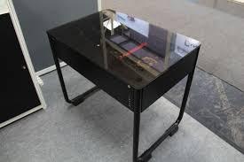 bureau boitier pc cebit 2014 le bureau pc de lian li plus en détails salons