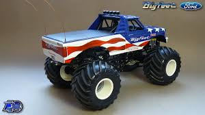 100 Bigfoot Monster Truck Toys I Am Modelist
