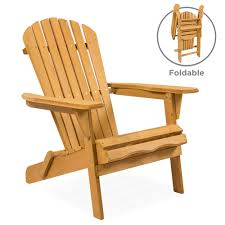 Best Choice Products Folding Wood Adirondack Chair Accent Furniture For  Yard, Patio, Garden W/ Natural Finish - Brown Gardenised Brown Folding Wood Adirondack Outdoor Lounge Patio Deck Garden Chair Noble House Hudson Natural Finish Foldable Ding 2pack Chairs 19 R Diy Oknws Inside Wooden Chairacaciaoiled Fishing Buy Chairwood Fold Up Chairoutdoor Product On Alibacom Charles Bentley Fcs Acacia Large Sun Lounger Chairsoutdoor Fniture Pplar Recling Chair Outdoor Brown Foldable Stained Set Inoutdoor Solid Vintage Ebert Wels Rope Vibes Cambria Teak Outsunny 5position Recliner Seat 6 Seater